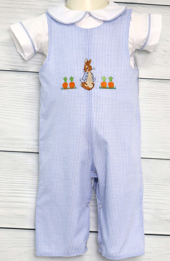 Baby Boy First Easter Outfit
