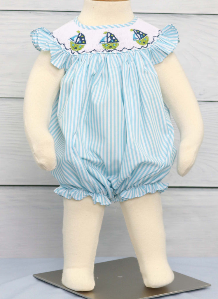 Baby Girl Sailor Outfit