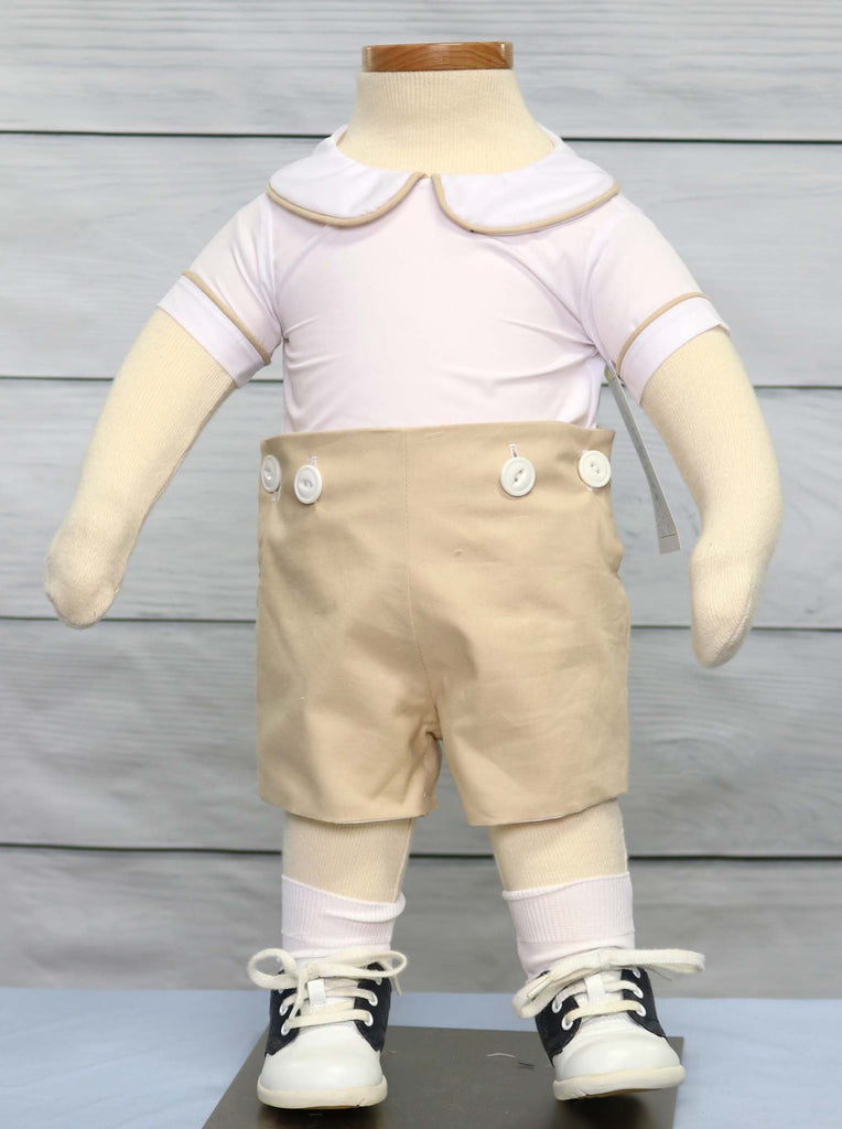 Baby Boy Buster Suit