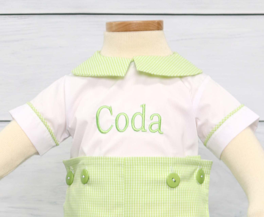 Toddler Boy Easter Clothes