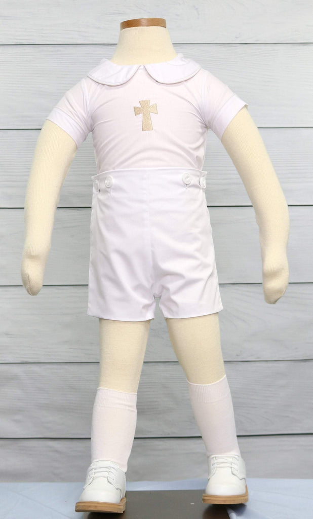Boy baptism outfit for Catholic
