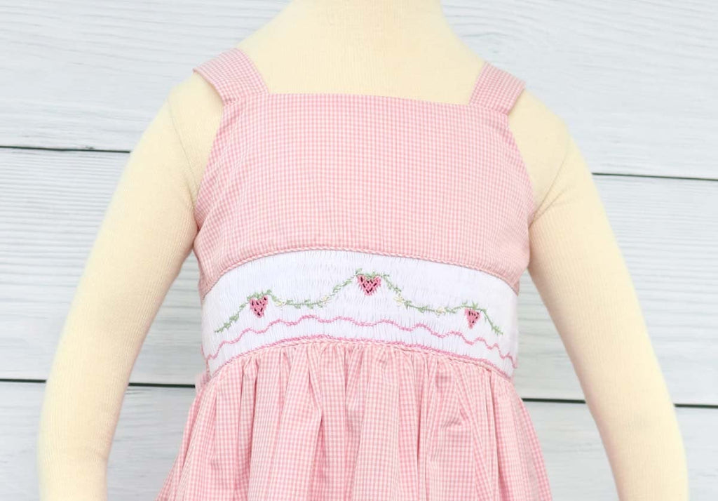 Strawberry Dress Toddler