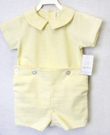 Toddler Boy Baptism Outfit