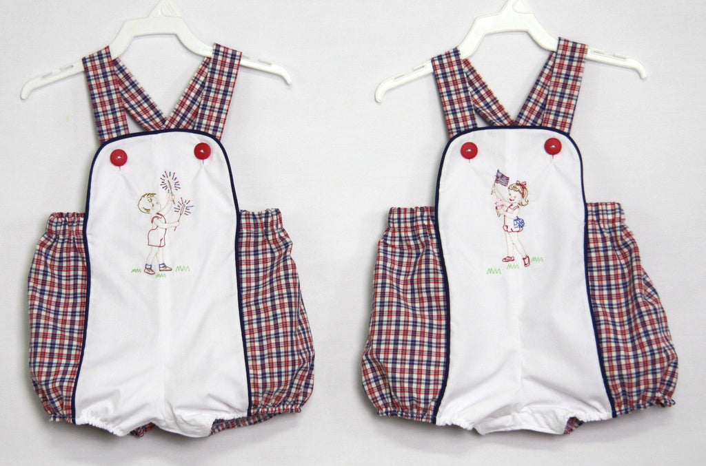 Fouth of July Baby Boy Clothes