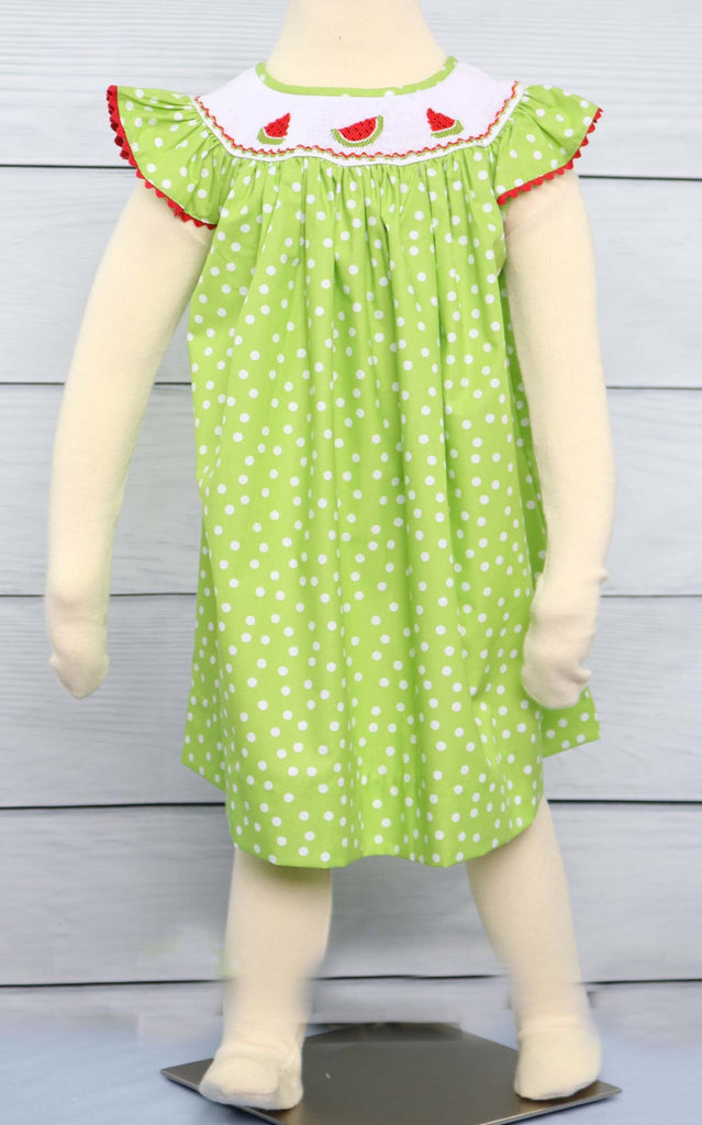 Watermelon Dress Toddler