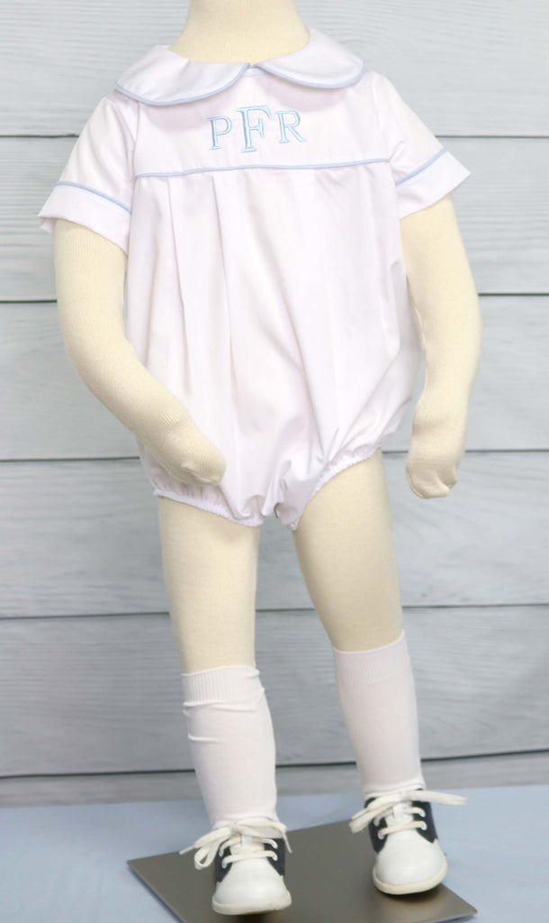 Toddler Christening Romper