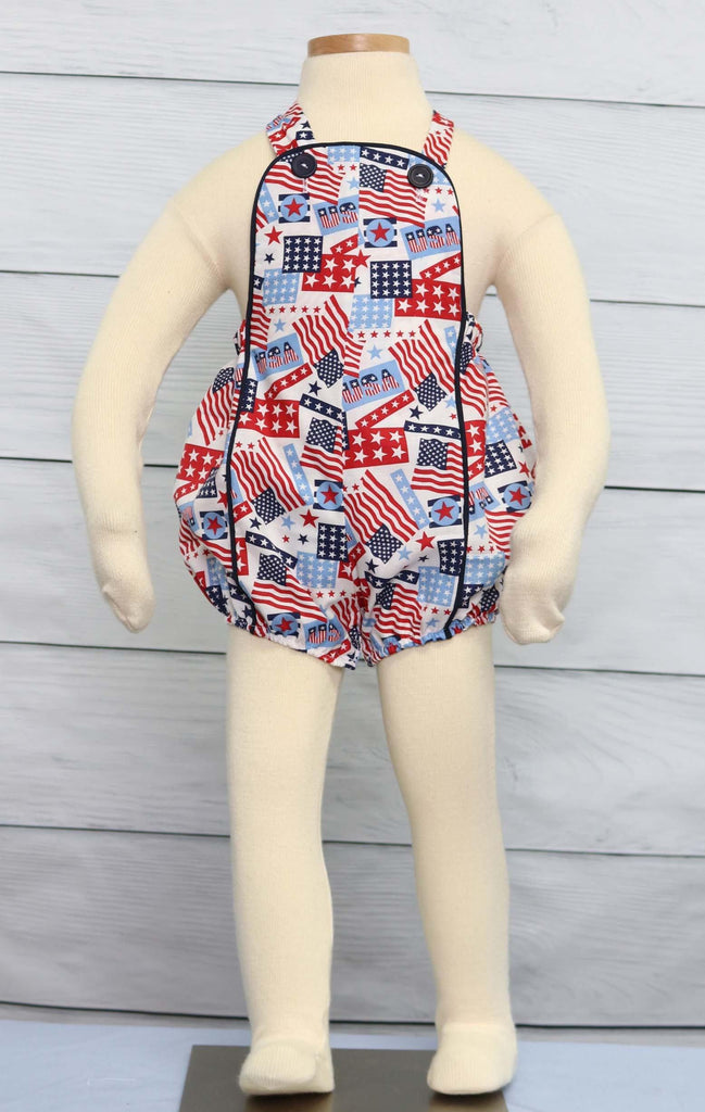 Baby boy 4th of july outfit