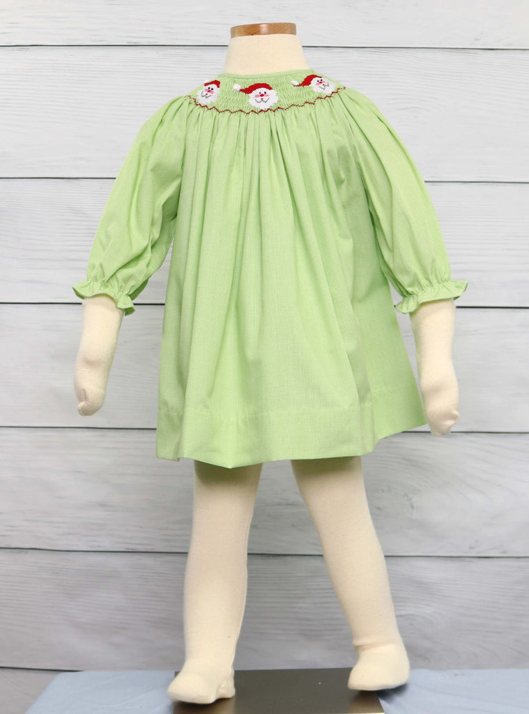 Children's Smocked Dresses