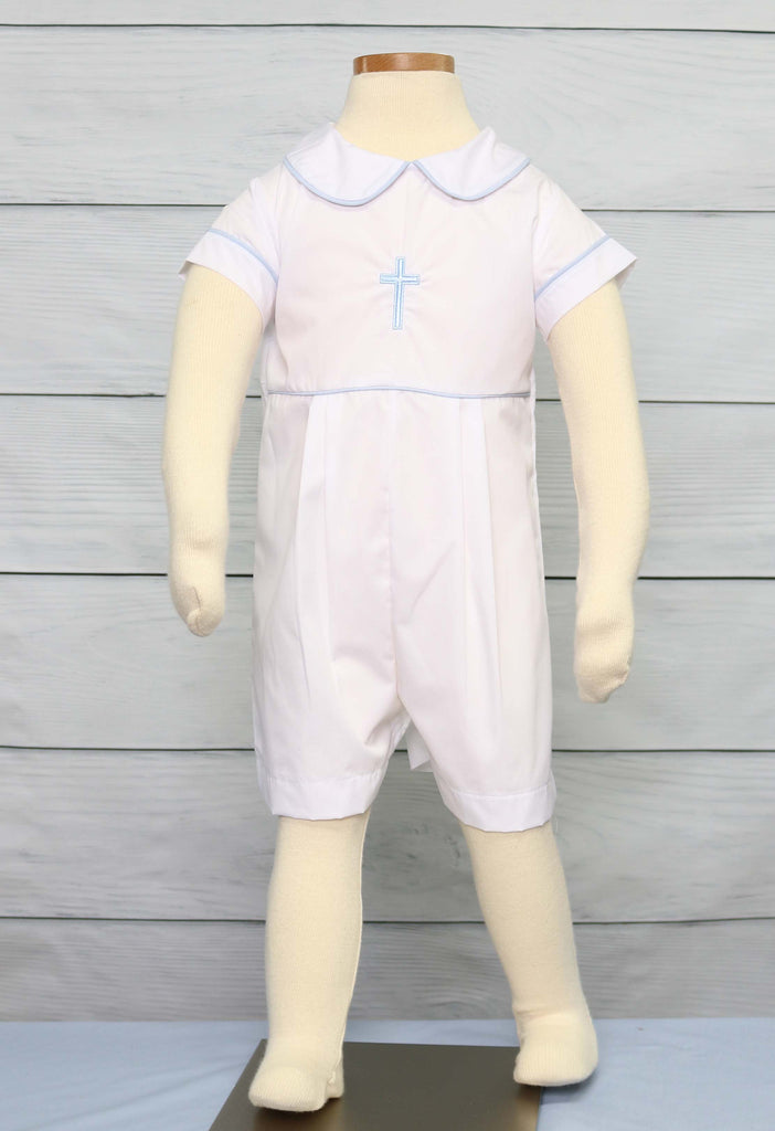 Modern Christening Outfits for boys