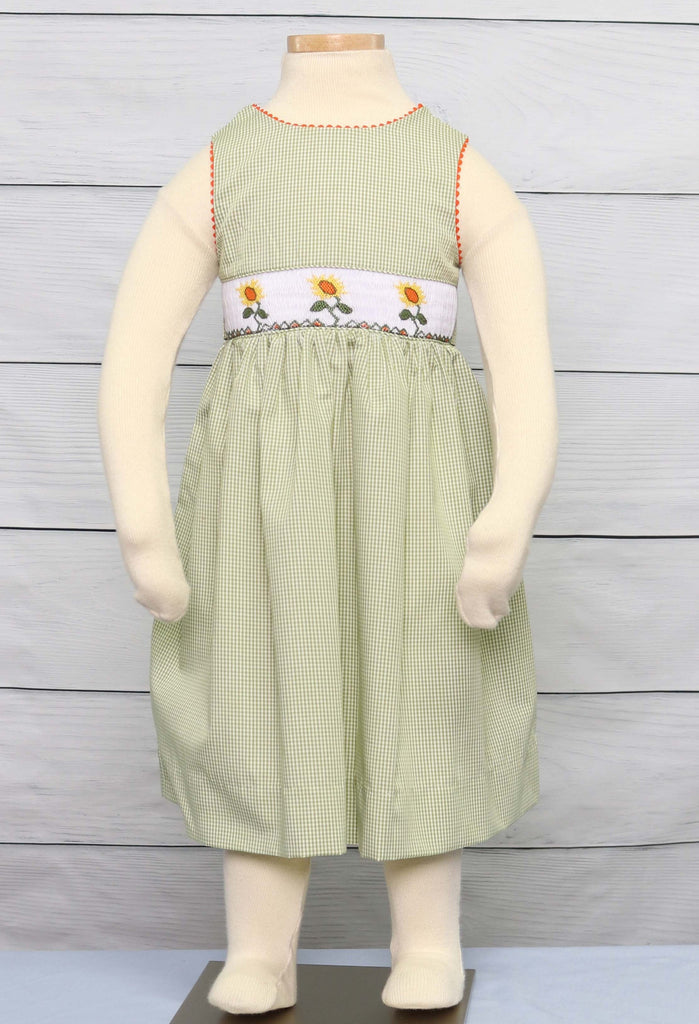Baby girl thanksgiving dress