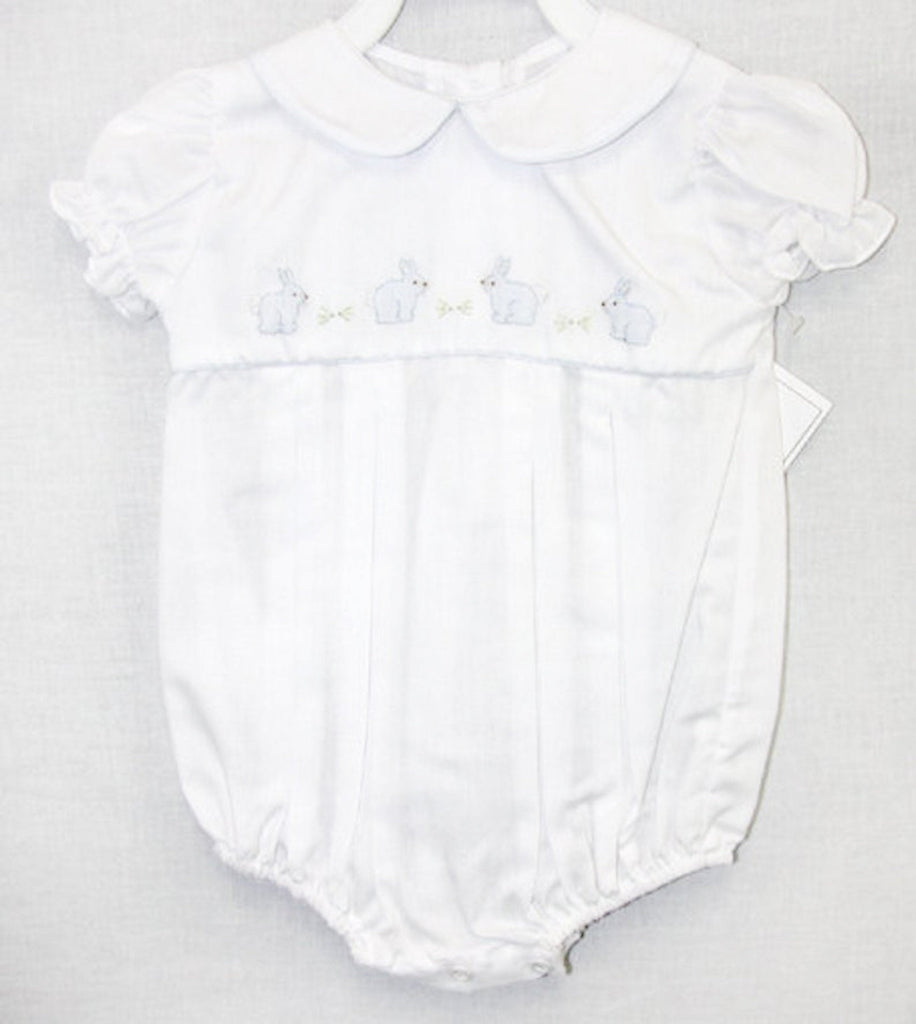 Cute Easter Outfit for Baby Girl