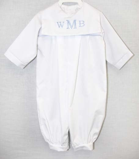 Baptism Clothes for Baby Boy