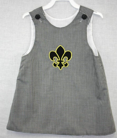 New Orleans Saints Baby Clothes