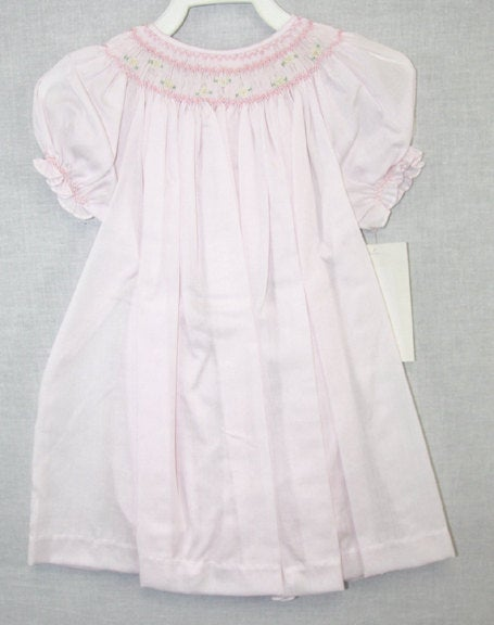 smocked baby dresses