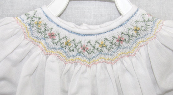 smocked outfits, baby girl clothes