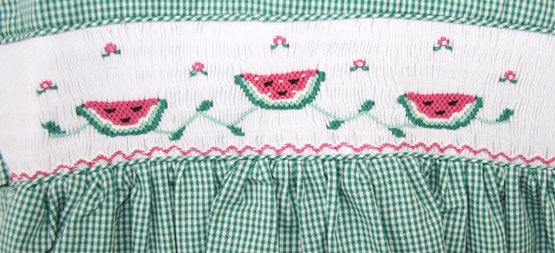 Watermelon Dress, July 4th Outfit