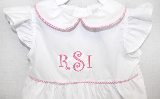 baby girl christening clothes