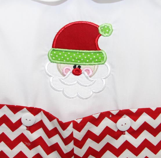 Baby Boy First Christmas Outfit