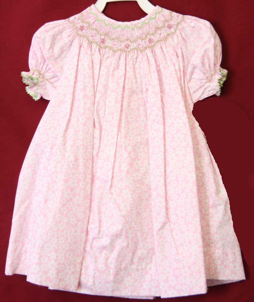 Toddler Girl Smocked Dresses, Size 24 Mo