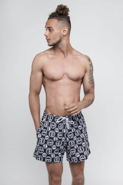 Allen Swim Short - Black