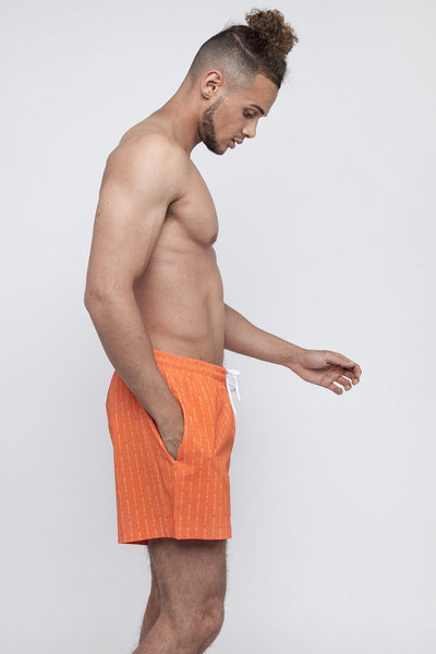 Amarillo Swim Short - Orange