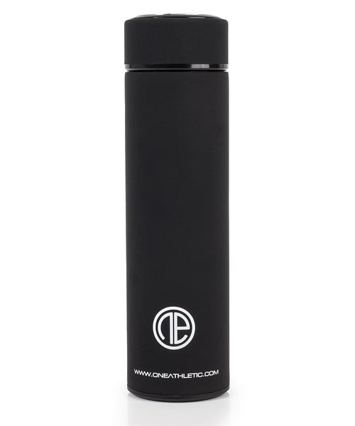 One Athletic Insulated Bottle - Black/White