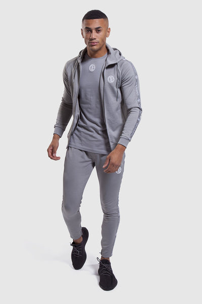 Firestone II tracksuit in grey