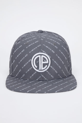 Flat Peak Connor - Grey