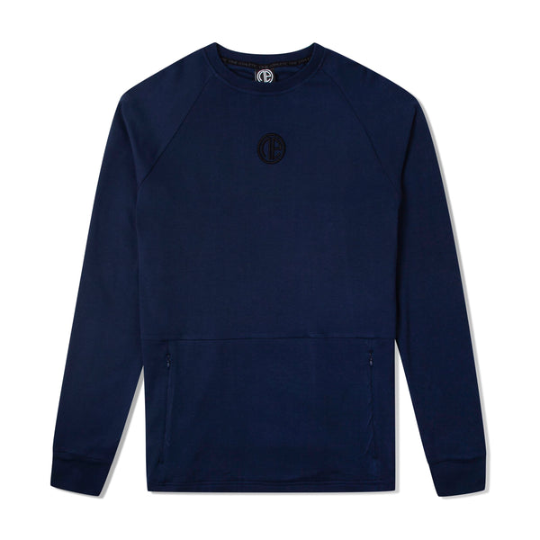 Iverson II Sweater - Navy