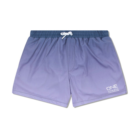 Garland Swim Short - Purple