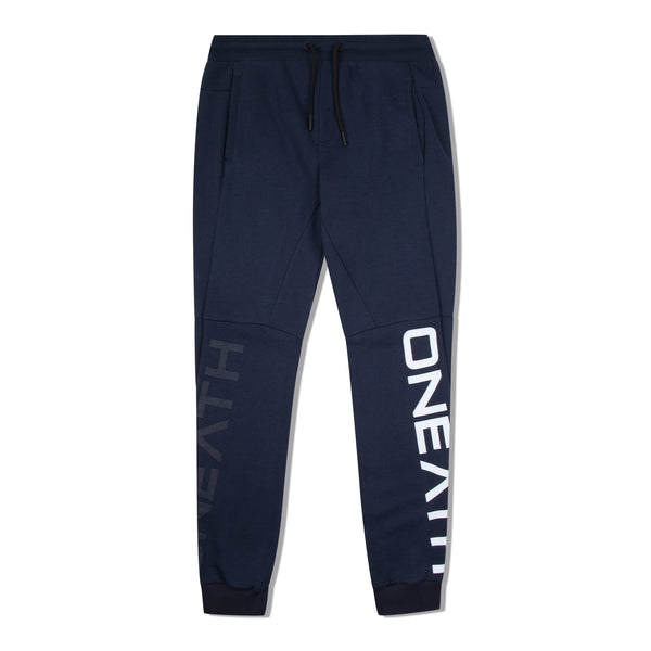 Bentley Jogger - Navy/White