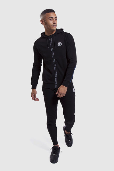 Iverson II mens gym joggers in black