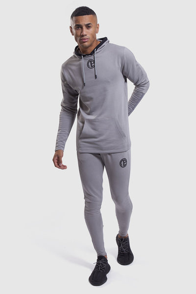 Full grey Iverson tracksuit