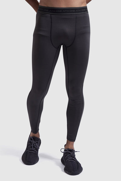 Mtech Run Legging - Khaki