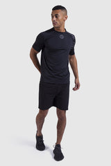Mtech Run T-Shirt - Black