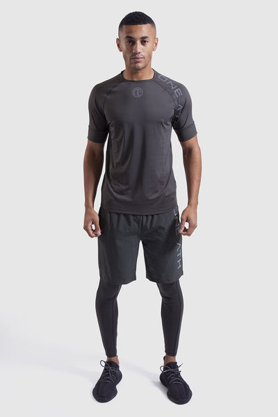 Mens training top, shorts & leggings