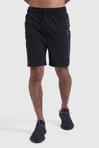 One Athletic training shorts in black