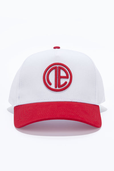 Baseball Cap - Red/White