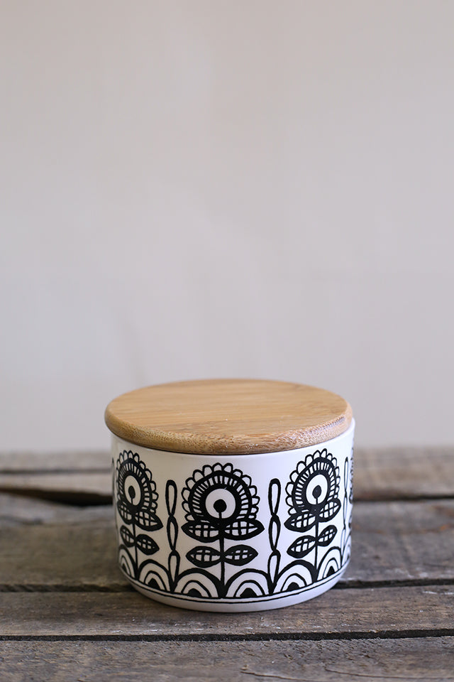 Decorative Ceramic Jar