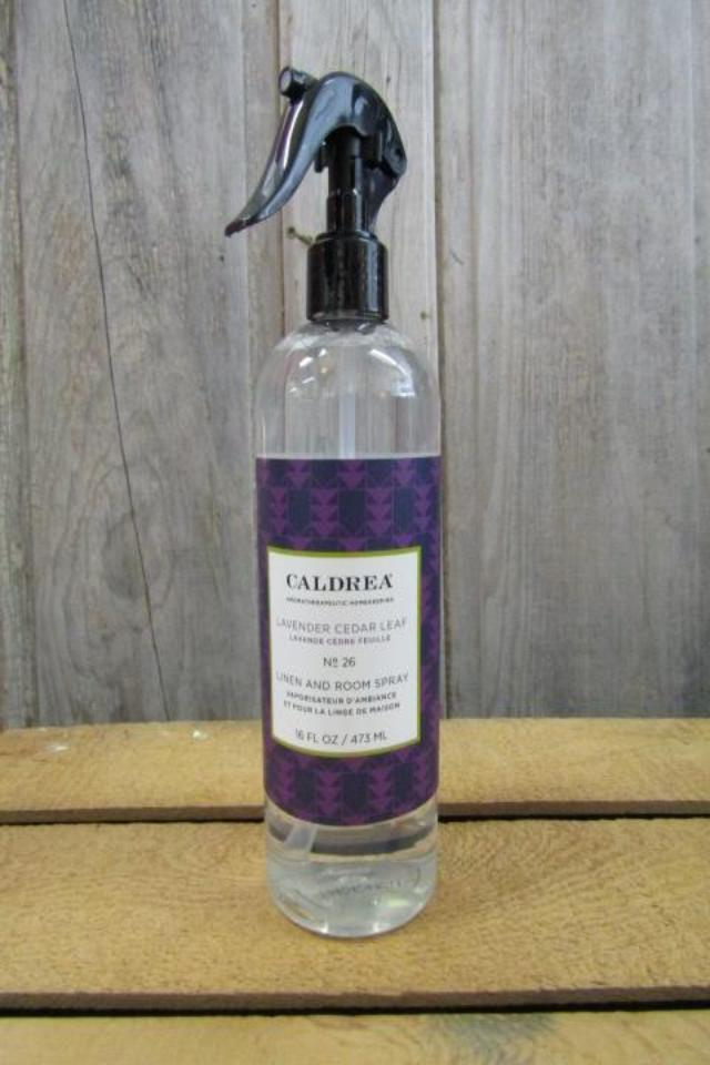 Linen & Room Spray - Lavender Cedar Leaf