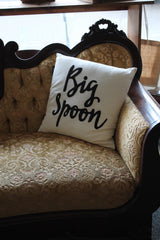 Pillow - Big Spoon