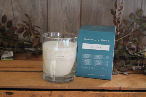 Restore Boxed Candle
