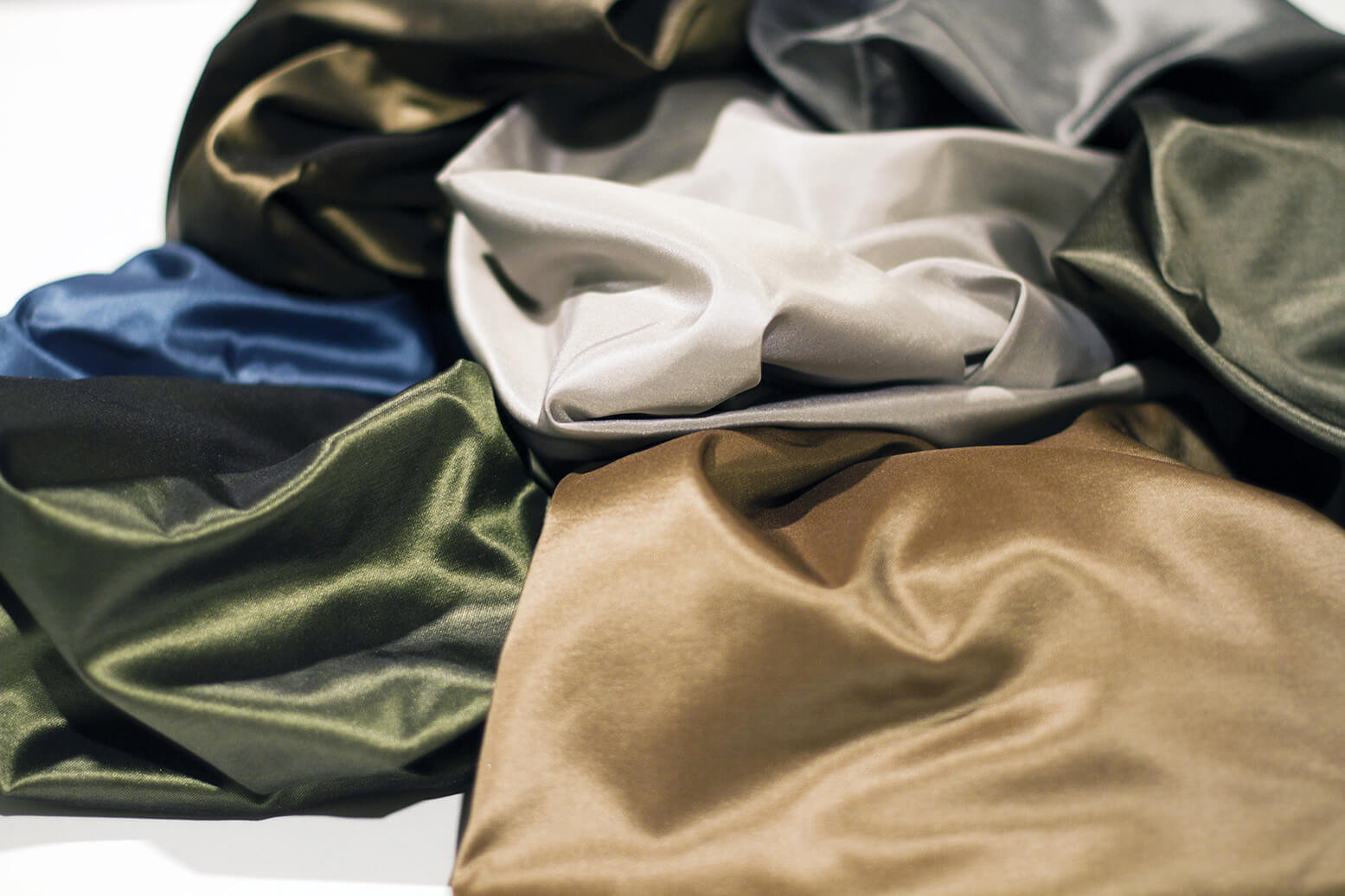 Trinity Silk Taffeta Collection