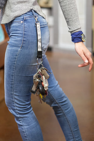 The Wristlet Keychain