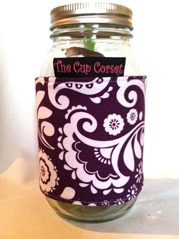 The Mason Jar Corset