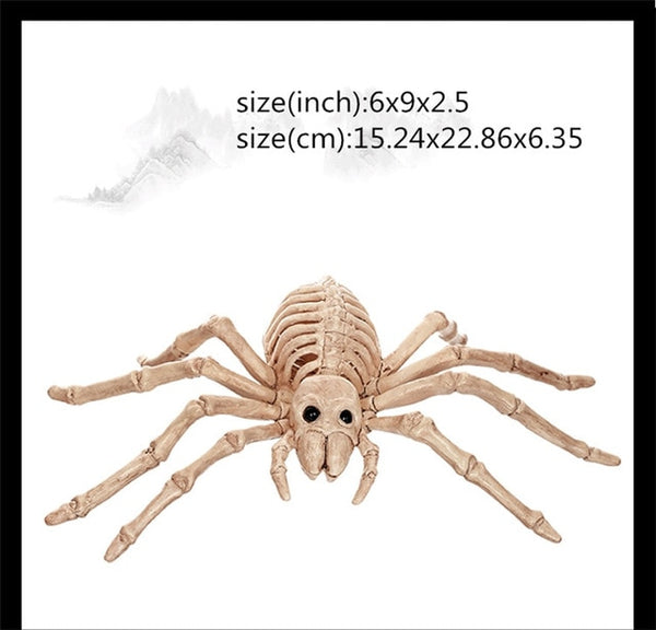 New skeletons 100% Plastic horror house decoration