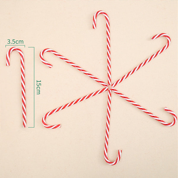 Christmas candy cane (House/tree decoration)