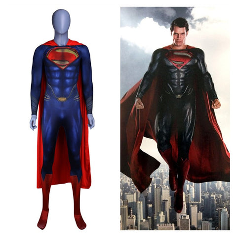 Superman (Man of Steel Costumes)