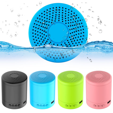 Bluetooth Speakers Mini Column Music Bass 5W (Waterproof)