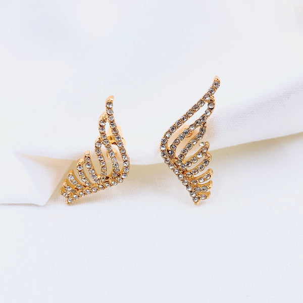 Crystal mini wings